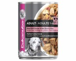 EUKANUBA DOG ADULT MIXED GRILL CHICKEN & BEEF DINNER IN GRAVY 354G