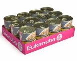 EUKANUBA DOG ADULT CHICKEN, RICE & VEGETABLES DINNER 12 X 375G