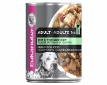 EUKANUBA DOG ADULT BEEF & VEGETABLE STEW 354G