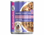 EUKANUBA DOG PUPPY MIXED GRILL CHICKEN & BEEF DINNER IN GRAVY 355G