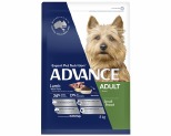 ADVANCE DOG ADULT SMALL BREED LAMB AND RICE 8KG