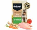 BLACK HAWK GRAIN FREE SMALL BREED CHICKEN 7KG