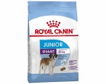 ROYAL CANIN GIANT JUNIOR DOG FOOD 15KG
