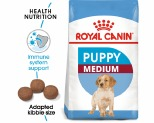 ROYAL CANIN MEDIUM JUNIOR PUPPY FOOD 15KG