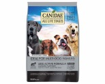CANIDAE ALL LIFE STAGES PLATINUM LESS ACTIVE MULTI PROTEIN DRY DOG FOOD 13.6KG