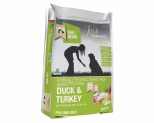 MEALS FOR MUTTS GRAIN FREE DRY DOG FOOD DUCK AND TURKEY ADULT 9KG