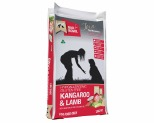 MEALS FOR MUTTS DRY DOG FOOD KAGAROO AND LAMB ADULT 20KG