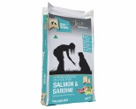 MEALS FOR MUTTS DRY DOG FOOD SALMON AND SARDINE ADULT 20KG