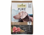 CANIDAE PURE REAL LAMB & PEA GRAIN FREE DOG FOOD 10.8KG