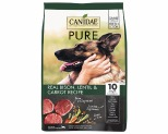 CANIDAE PURE REAL BISON, LENTIL & CARROT GRAIN FREE DOG FOOD 1.8KG