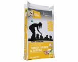 MEALS FOR PUPS TURKEY SALMON AND SARDINE HYPOALLERGENIC GLUTEN FREE 20KG