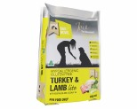 MEALS FOR MUTTS DRY DOG FOOD TURKEY AND LAMB ADULT LITE 9KG