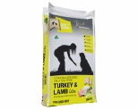 MEALS FOR MUTTS DRY DOG FOOD TURKEY AND LAMB ADULT LITE 20KG
