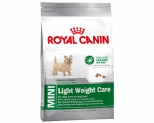 ROYAL CANIN MINI LIGHT WEIGHT CARE 2KG**