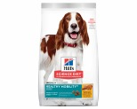HILL'S SCIENCE DIET HEALTHY MOBILITY DRY DOG FOOD CHICKEN MEAL, BROWN RICE & BARLEY ADULT 12KG