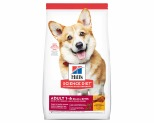 HILL'S SCIENCE DIET SMALL BITES DRY DOG FOOD CHICKEN & BARLEY RECIPE ADULT 2KG