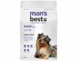 MANS BEST ADULT DOG FOOD LAMB 2KG**