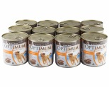 OPTIMUM DOG BEEF EGG RICE 700G (12)