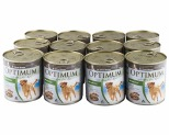 OPTIMUM DOG LAMB & RICE 700G (12)