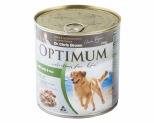OPTIMUM DOG LAMB & RICE 700G
