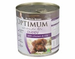 OPTIMUM DOG PUPPY CHICKEN 700G