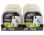 MY DOG PUPPY SOFT LAMB LOAF & VEGETABLES 100G (12PK)