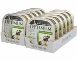 OPTIMUM DOG CHICKEN RICE & VEGETABLE 100GM (12)
