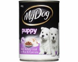 MY DOG PUPPY SOFT TURKEY LOAF WITH RICE & CARROT 400G