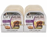 OPTIMUM PUPPY CHICKEN RICE VEGETABLE 100G (12)