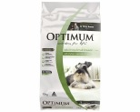 OPTIMUM CHICKEN, RICE & VEGETABLES SMALL BREED ADULT DOG 15KG
