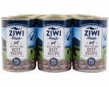 ZIWIPEAK DOG CAN BEEF 390GX12