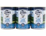 ZIWIPEAK DOG CAN LAMB 390GX12