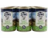ZIWIPEAK DOG CAN TRIPE & LAMB 390G X12