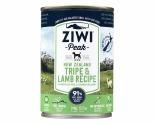 ZIWIPEAK DOG CAN TRIPE & LAMB 390G