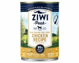 ZIWIPEAK DOG CAN CHICKEN 390G