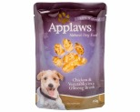 APPLAWS DOG POUCH CHICKEN AND VEGETABLES 150G