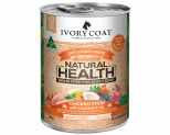 IVORY COAT GRAIN FREE WET DOG FOOD CHICKEN AND COCONUT STEW ADULT CANNED 400G