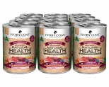IVORY COAT GRAIN FREE WET DOG FOOD LAMD AND KANGAROO STEW ADULT CANNED 12 X 400G