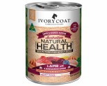 IVORY COAT GRAIN FREE WET DOG FOOD LAMD AND KANGAROO STEW ADULT CANNED 400G