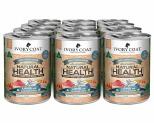 IVORY COAT GRAIN FREE WET DOG FOOD LAMB AND SARDINE STEW ADULT CANNED 12 X 400G