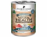 IVORY COAT GRAIN FREE WET DOG FOOD LAMB AND SARDINE STEW ADULT CANNED 400G
