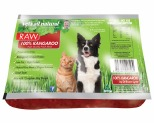 VET'S ALL NATURAL RAW 100% KANGAROO 800G (NOT AVAILABLE IN WA)~