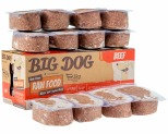 BIG DOG BARF BEEF 3KG~