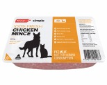 PRIME 100 FRESH CHICKEN MINCE 800G~