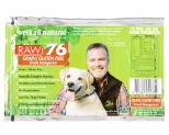 VETS ALL NATURAL RAW76 GRAIN FREE KANGAROO 800G (NOT AVAILABLE IN WA)~