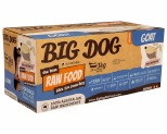 BIG DOG RAW FOOD FOR DOG GOAT 3KG~