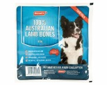 PRIME 100 FRESH LAMB BONES 2 PACK~