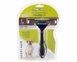 FURMINATOR LARGE SHORT HAIRED DOG DESHEDDING TOOL METALLIC BRONZE