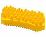 PET + ME BRUSH YELLOW MEDIUM