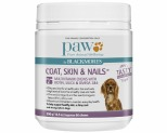 PAW COAT SKIN & NAILS DOG MULTIVITAMIN 300G